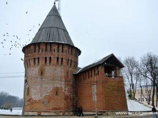 В Музее «Башня Громовая» открылась временная выставка Игоря Аркадьевича Трапезникова «Великие реформы в должностных знаках»
