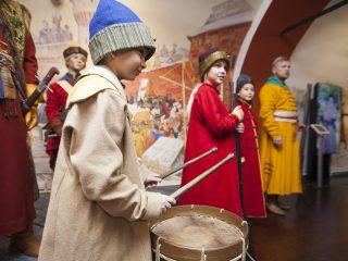 Полное погружение в эпоху XVII века! Интерактивные зоны в Музее Московских стрельцов