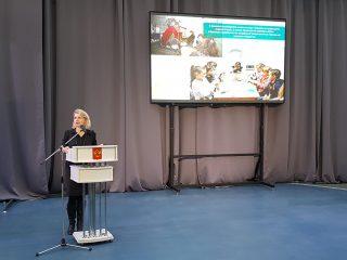Опыт работы Музея «Башня Громовая» презентовали на открытии Форума специалистов в области молодежной политики и гражданско-патриотического воспитания