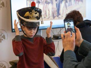 18 ноября музейный центр «Форпост» представляет интерактивную программу для детей и взрослых — «Честь имею!»