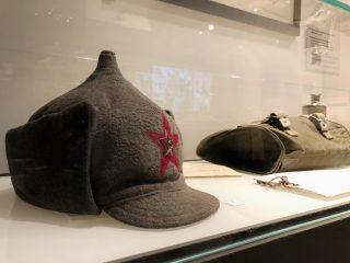 День защитника Отечества в Музее военной формы одежды