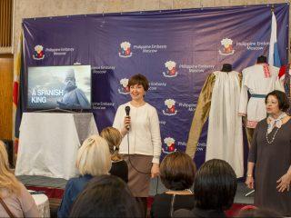 Международное сотрудничество: Заместитель директора Музея военной истории выступила с презентацией Музея Московских стрельцов «Стрелецкие палаты» на встрече клуба Damas Latinas Moscú