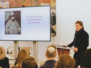 В Музее военной формы одежды РВИО прошла лекция Сергея Мстиславского