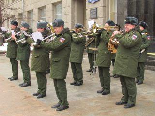 Музей военной истории РВИО празднует День призывника!