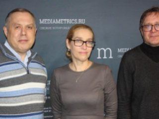 Исполнительный директор Музея военной истории РВИО Елена Синицина на радио Mediametrics в программе «В поисках национальной идеи».