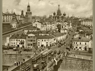 В Музее Московских стрельцов «Стрелецкие палаты» откроется выставка «Московский кремль. Возрожденные кадры»
