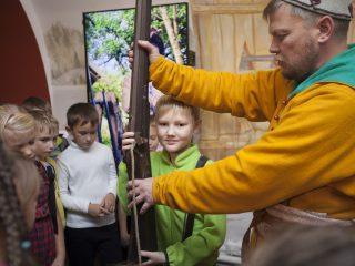 В музее военной истории РВИО прошла всероссийская акция «Ночь искусств»