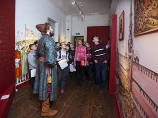 Выходные в Музее: сборные интерактивные экскурсии 25 и 26 июля в Музее «Стрелецкие палаты»
