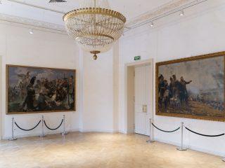 Выставка «Краски войны»