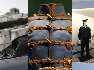 Будь в форме: гусары, матросы и танки