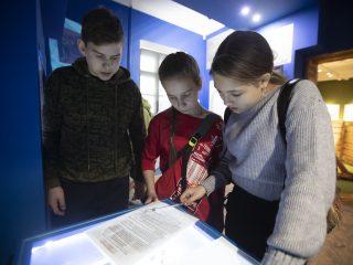 Бесплатный вход в Музеи военной истории РВИО для участников олимпиады «Музеи. Парки. Усадьбы» и членов многодетных семей