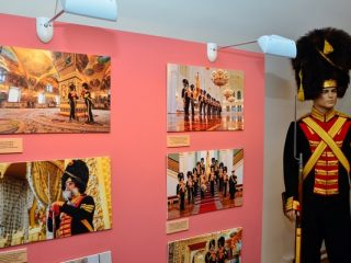 Традиции кремлевского караула