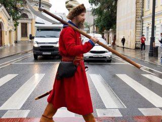 День города в Музее Московских стрельцов «Стрелецкие палаты»