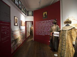 «Годунов. За кадром»: костюмы из легендарного сериала можно увидеть в Музее Московских стрельцов «Стрелецкие палаты»