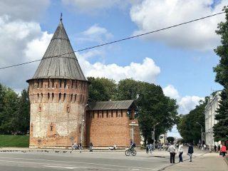 Заместитель Министра культуры Российской Федерации посетила Музей Башня Громовая