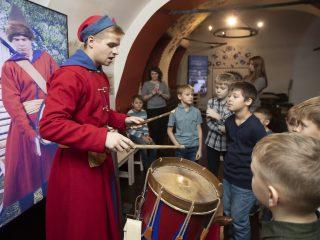 Осенние каникулы в Музее Московских стрельцов «Стрелецкие палаты»
