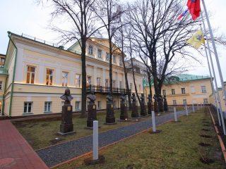 Новогодний подарок от Музея военной формы РВИО для москвичей и гостей столицы!